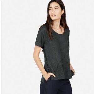 Everlane Linen Tshirt